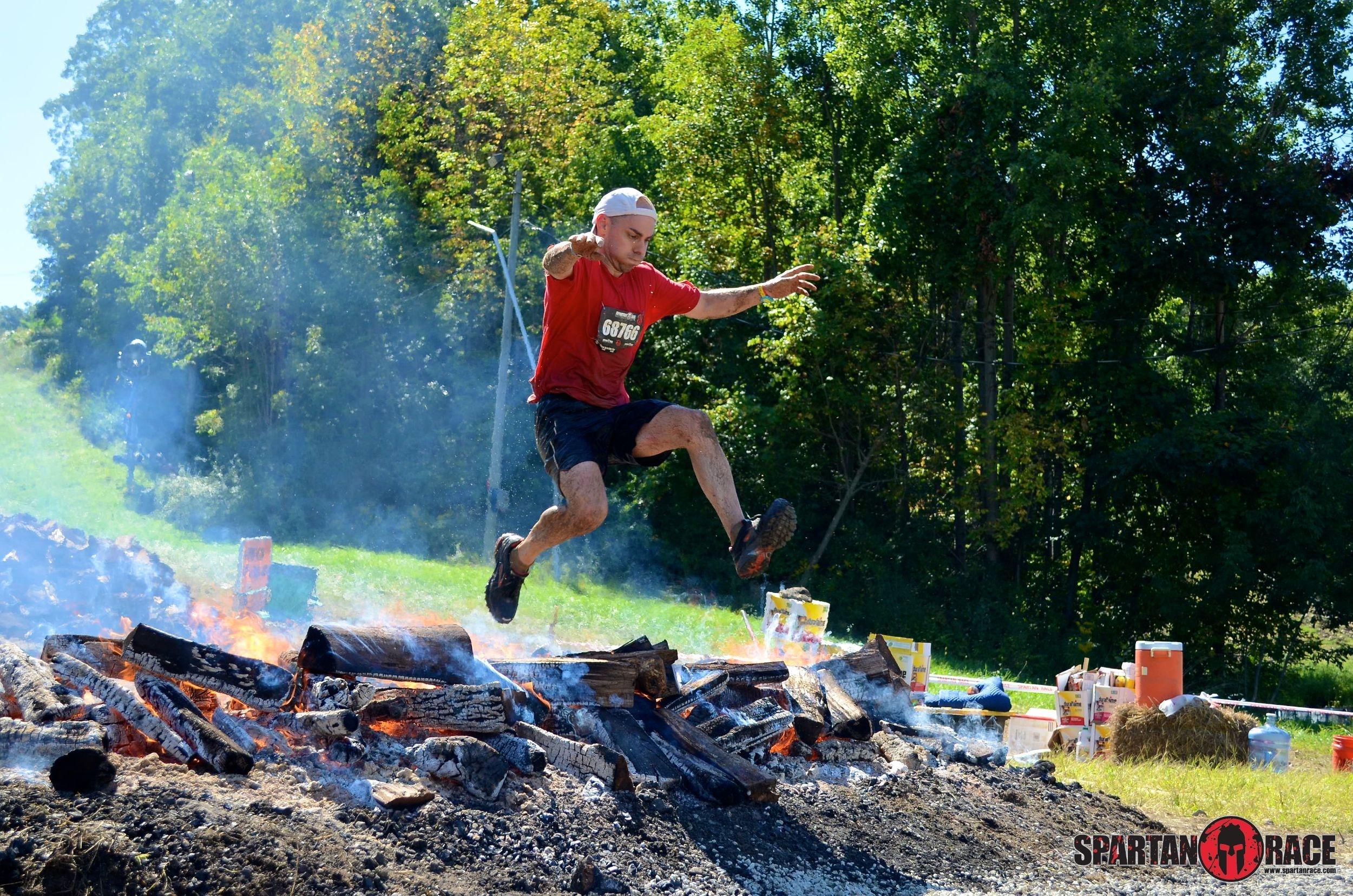 Spartan Fire - Dan - Sep 2012