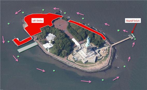 Liberty Island Course