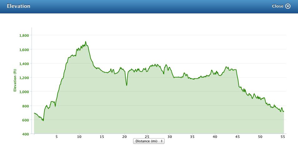Syracuse Bike Elevation